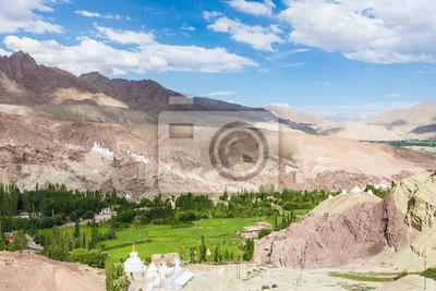 Superb doliny Indusu w Ladakh, Indie