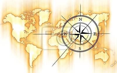 Świat i Compass
