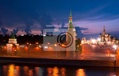 Światła Kremla