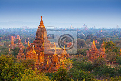 świątyń w Bagan, Myanmar