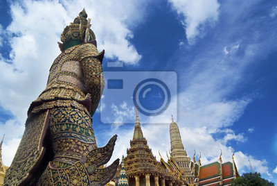Świątynia Szmaragdowego Buddy