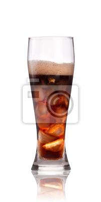 świeże Cola z lodem