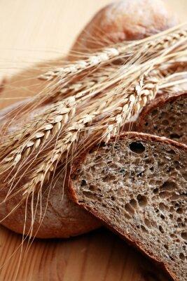 Obraz Świeżość Chleb Set