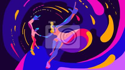 Obraz Swing dance