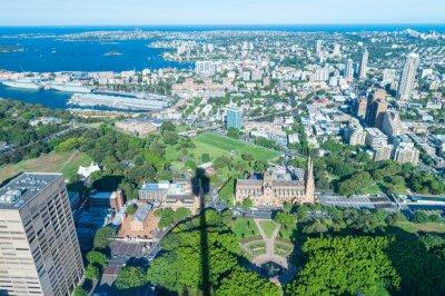 Obraz Sydney, Nowa Południowa Walia. City skyline na piękny dzień