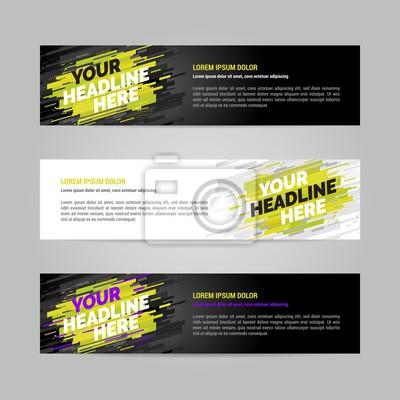 Szablon projektu sportowego transparent transparent. Można dostosować do broszury, raportu rocznego, magazynu, plakatu.