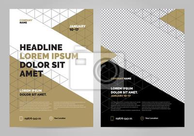 Szablon układu broszur, tło projektu okładki, raporty roczne. Można dostosować do broszury, plakatu, prezentacji korporacyjnej, ulotki, baner. Szablon układu w formacie A4.