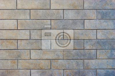 Szare Cegły Płytki ścienne W Tle Obrazy Redro