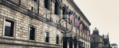 Szczegóły Architektura Bostonu