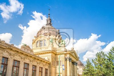 Széchenyi-Heilbad, Budapeszt