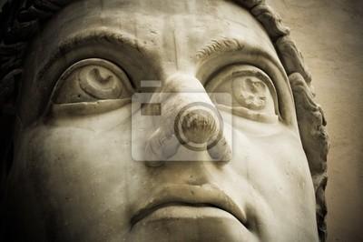 Szef cesarza Konstantyna, Kapitol, Rzym