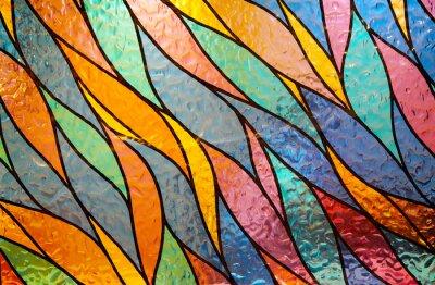 Obraz Szklany kolor tła.