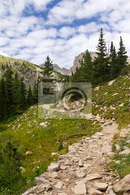 Szlaki turystyczne w górach