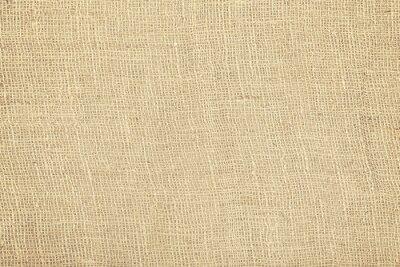 Szorstka tkanina z juty naturalne tekstury lub tła