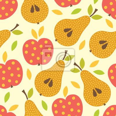 szwu z jabłek i gruszek