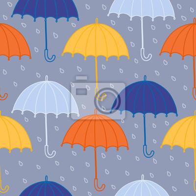 Szwu z parasolami
