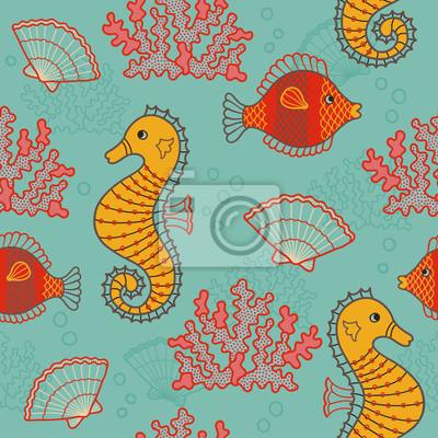 Szwu z zwierząt morskich