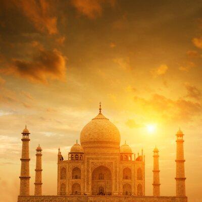 Obraz Taj Mahal Indie