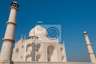 Taj Mahal z nieba