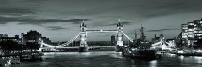 Obraz Tamiza Londyn