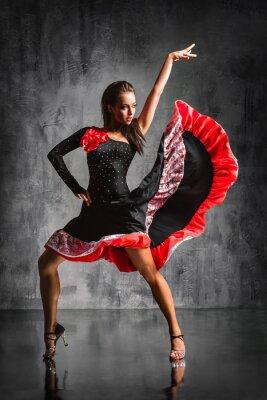Obraz tancerz