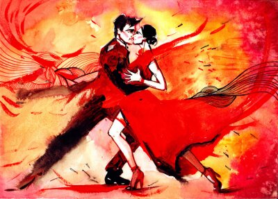 Obraz tango