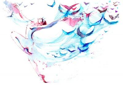 Obraz taniec