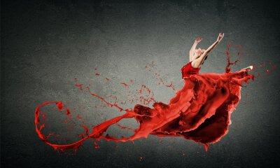 Obraz Taniec z pasją