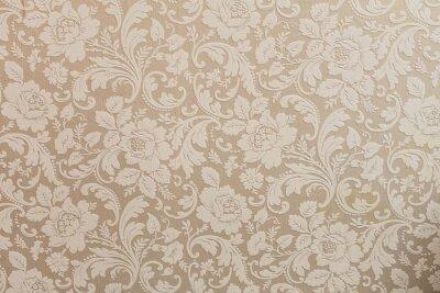 Obraz tapeta z kwiatami