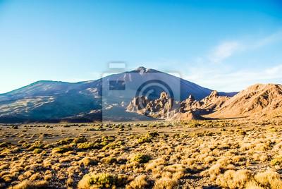 Teide und Roques de Garcia