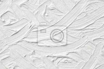 Obraz Tekstura jest trójwymiarowym rysunkiem białego koloru. Tło dla pocztówek w stylu retro na wesele.