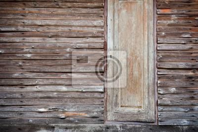 Tekstury starych drewna ściany drewna w tle