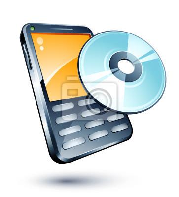 Telefon komórkowy CD