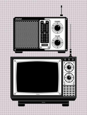 Obraz telewizja i radio