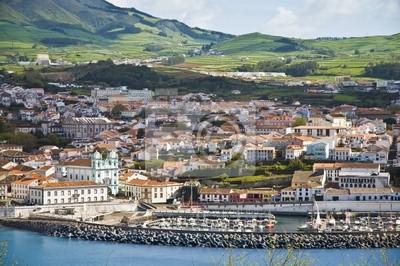 Terceira Island, Azory, Portugalia