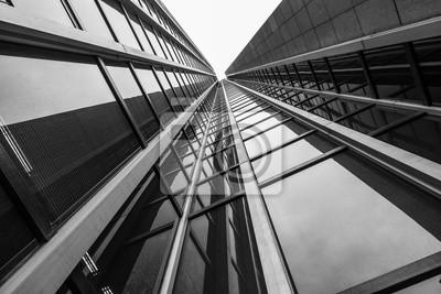 Obraz The modern architecture in city Frankfurt, Germany
