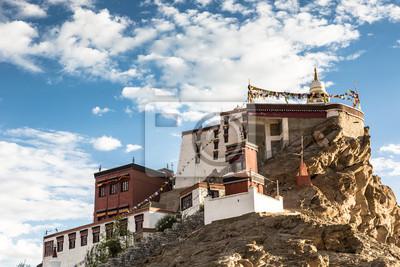 Thiksey Gompa w Ladakh, Indie