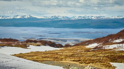 Tierra del Fuego Province near Ushuaia, Argentina.