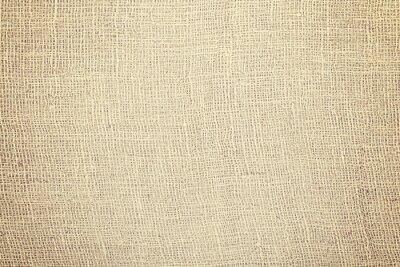 Tkanina z juty naturalne tekstury lub tła