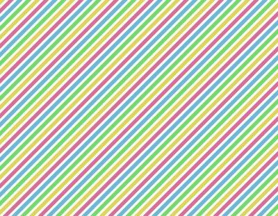 Obraz Tła mit Bunten hellen Streifen