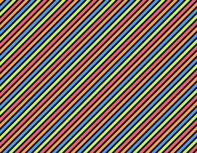 Obraz Tła mit diagonalen Bunten Streifen
