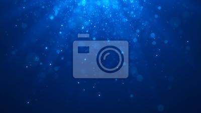 Obraz Tło bokeh Renderowania 3d.