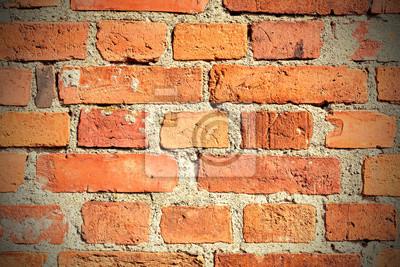 Tło wykonane z starego rocznika mur.