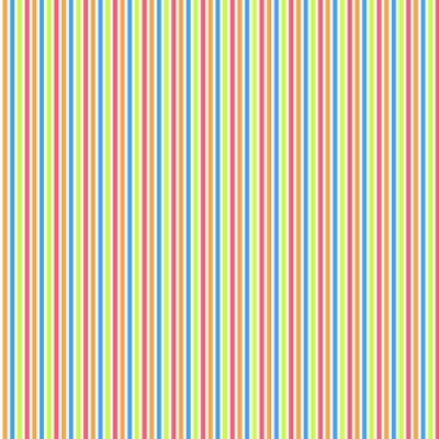 Obraz Tło z pomarańczowym, niebieskim, zielonym i różowym paski