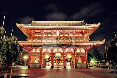 Tokio świątynia