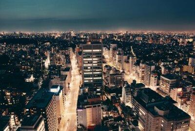 Obraz Tokyo night