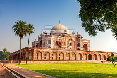 Obraz Tomb Humayun w New Delhi, Indie