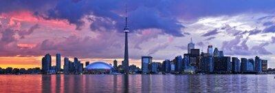 Obraz Toronto skyline