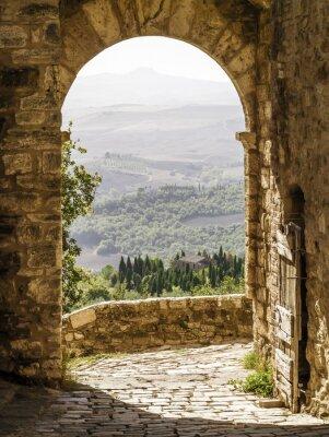 Obraz Toskania