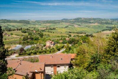 Obraz Toskania Krajobraz